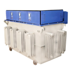 Oil-Cooled-250 kva Servo Voltage Stabilizer