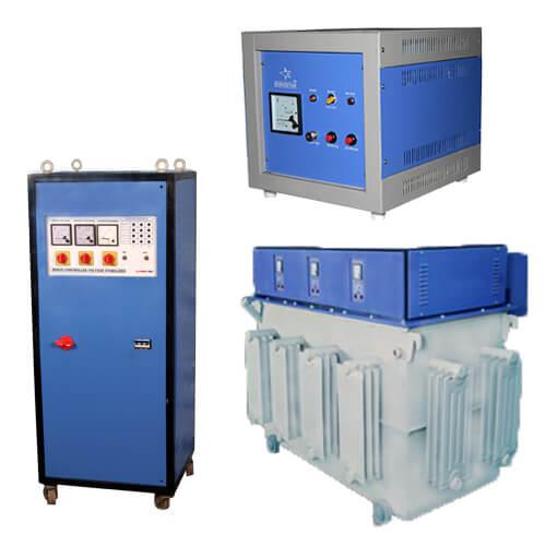 3 Phase Servo Stabilizer Price 1 KVA – 100 KVA
