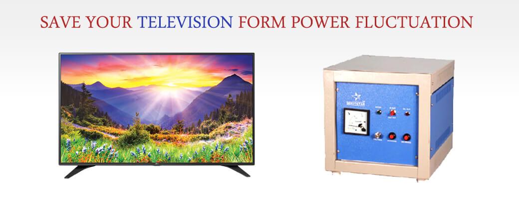 Servo Stabilizer for LED TV