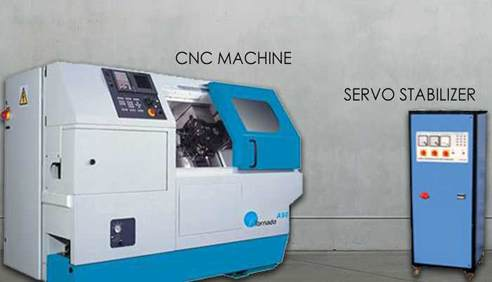 stabilizer for CNC machine