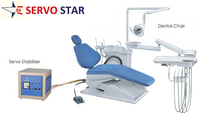 Servo Stabilizer for Dental Chair