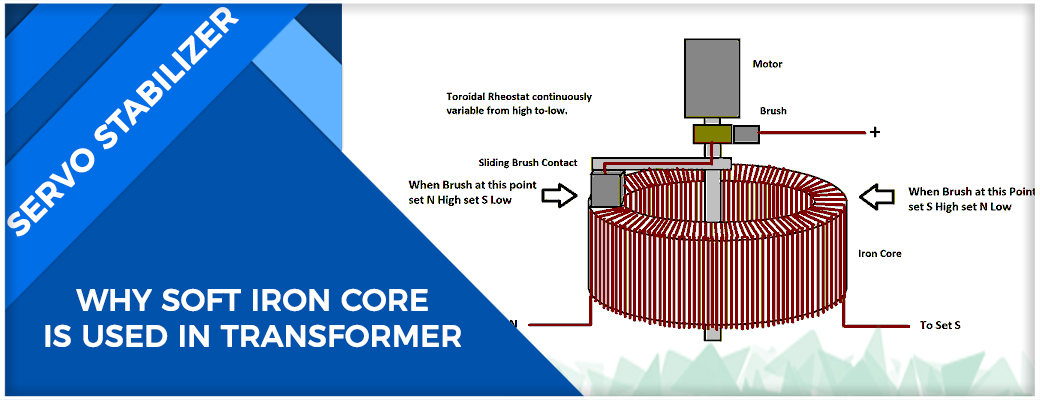 why-soft-iron-core-is-used-in-transformer
